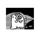 MojiBruin messages sticker-1