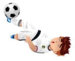 Love football boy Stickers messages sticker-5