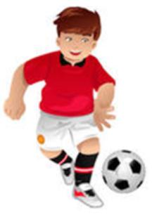 Love football boy Stickers messages sticker-8