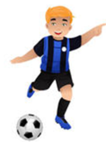 Love football boy Stickers messages sticker-2