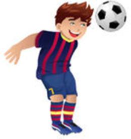 Love football boy Stickers messages sticker-6