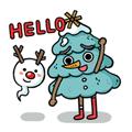 DeeAndCher messages sticker-1