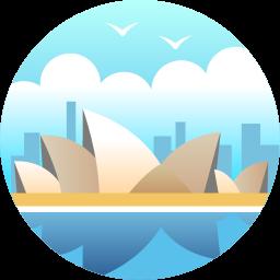 Love Australia Stickers messages sticker-5