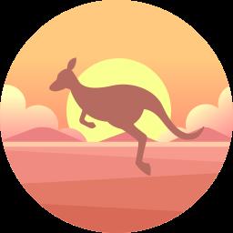Love Australia Stickers messages sticker-9