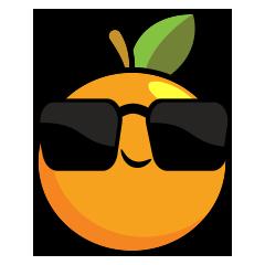 OrangeMood messages sticker-6