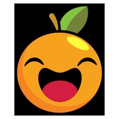 OrangeMood messages sticker-4