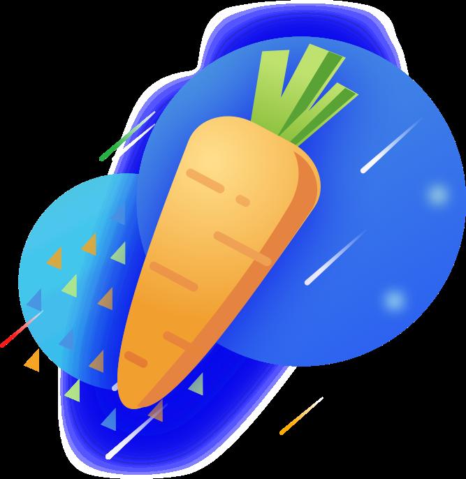 GreenSticker-vegetables messages sticker-6