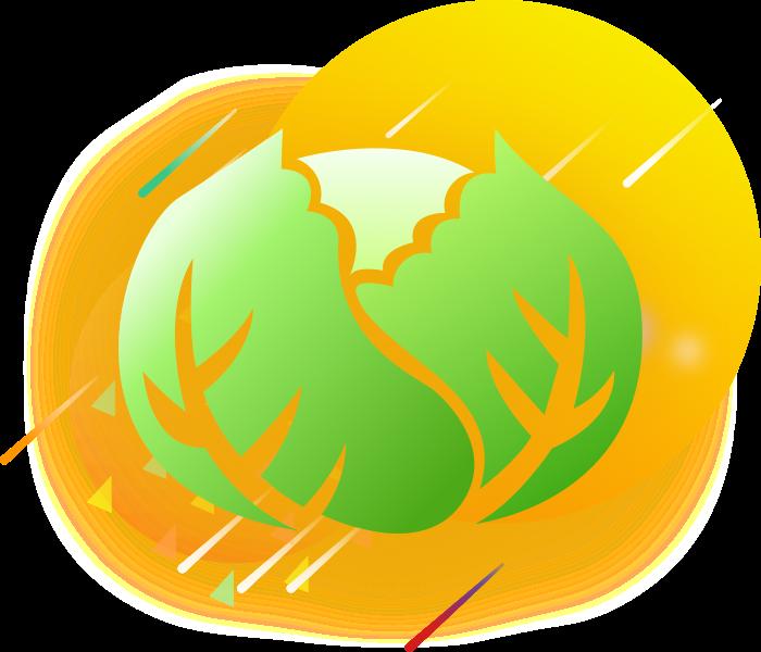 GreenSticker-vegetables messages sticker-10