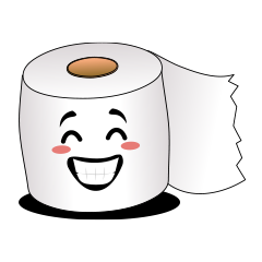 RollPaperEmoticons messages sticker-3