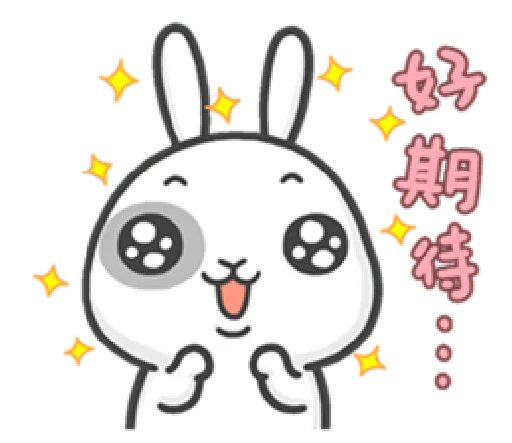 爱顽兔 messages sticker-5