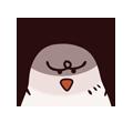 Uggua-表情贴纸包 messages sticker-7