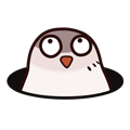 Uggua-表情贴纸包 messages sticker-11