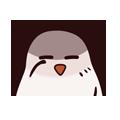 Uggua-表情贴纸包 messages sticker-4