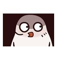 Uggua-表情贴纸包 messages sticker-9