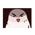 Uggua-表情贴纸包 messages sticker-1