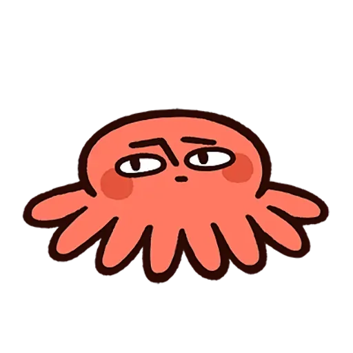 Hot Hot Octopus messages sticker-0