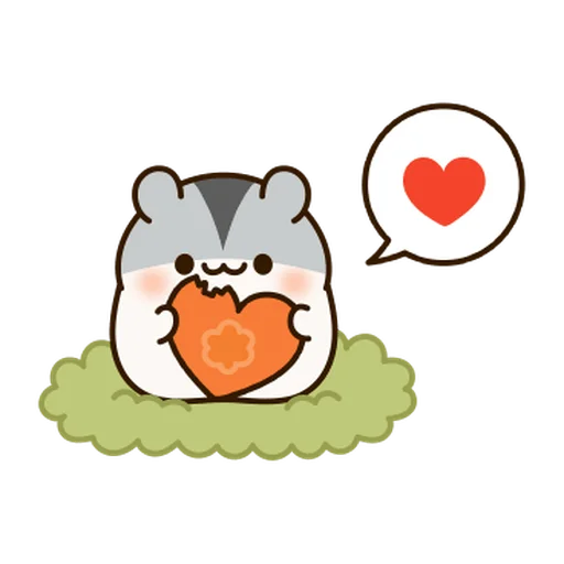 麻薯鼠鼠 messages sticker-1