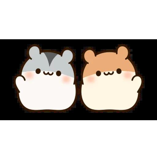 麻薯鼠鼠 messages sticker-6
