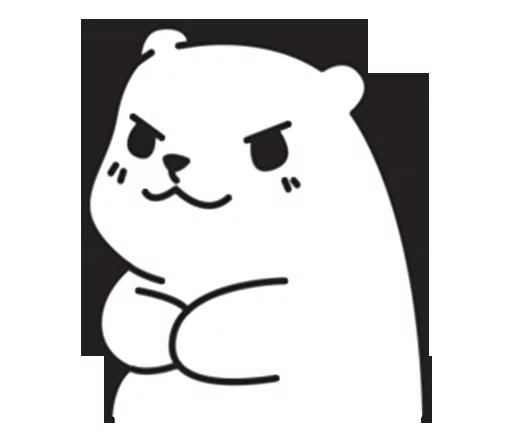 抓熊大师 messages sticker-2