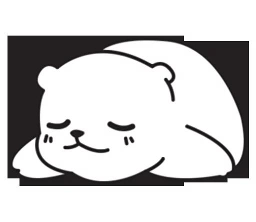 抓熊大师 messages sticker-8