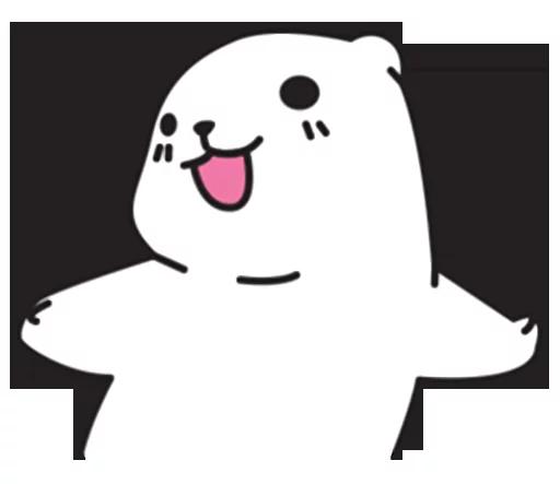 抓熊大师 messages sticker-7