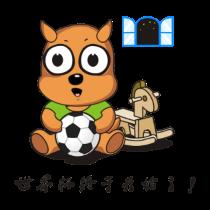 各种足球表情贴图 messages sticker-11
