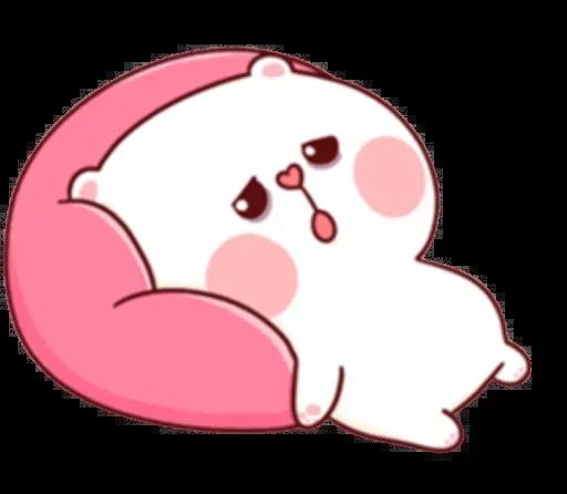 CuteBunnyBaby messages sticker-9