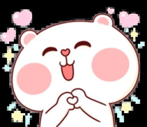 CuteBunnyBaby messages sticker-11
