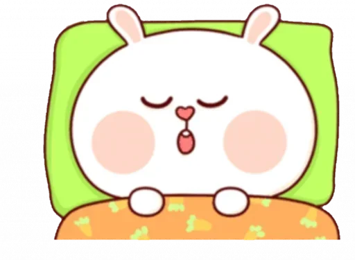 CuteBunnyBaby messages sticker-7