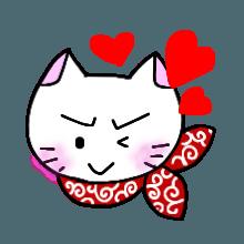 ScarfCat messages sticker-9