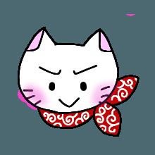 ScarfCat messages sticker-0