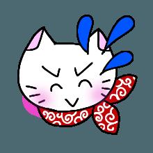 ScarfCat messages sticker-7