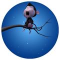 Duobao Monkey-iMessage表情贴纸 messages sticker-7