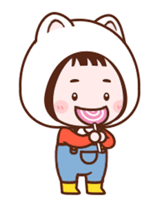 Happy life of DD messages sticker-8