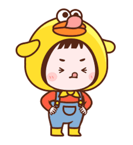Happy life of DD messages sticker-7