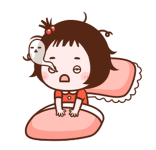 Happy life of DD messages sticker-3