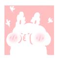 OneRabbit messages sticker-4