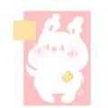 OneRabbit messages sticker-6
