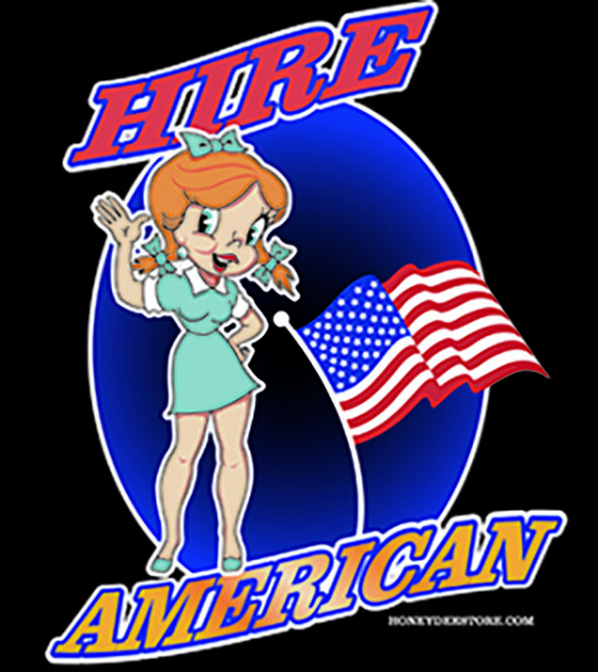 American Retro Style Stickers messages sticker-11