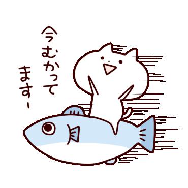 lax cat messages sticker-7