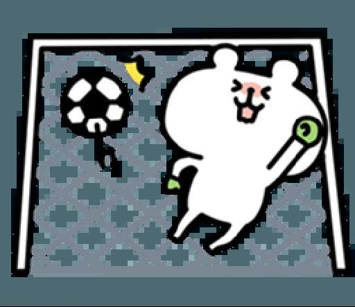 LittleWhiteBearSticker messages sticker-3