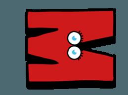 ABC Alphabet Stickers messages sticker-11