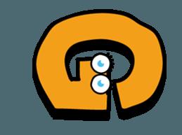 ABC Alphabet Stickers messages sticker-5