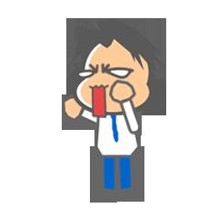 WorkplaceMan - Mood messages sticker-9