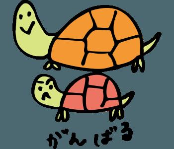 Vitality Turtle Sticker messages sticker-8
