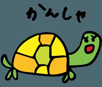 Vitality Turtle Sticker messages sticker-10