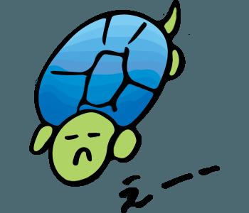 Vitality Turtle Sticker messages sticker-7