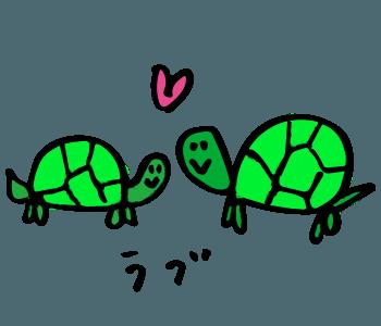 Vitality Turtle Sticker messages sticker-6
