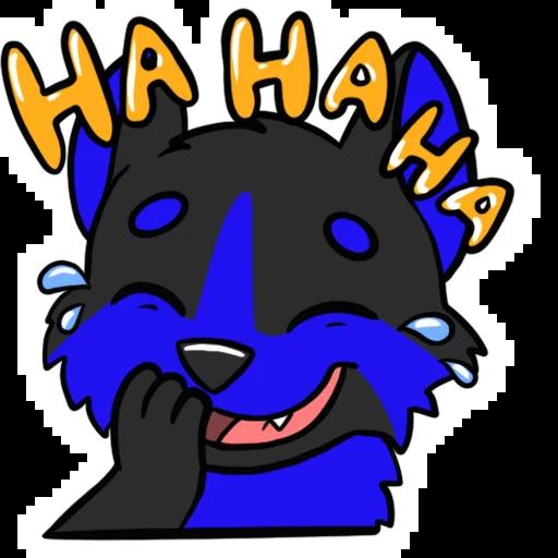 Puppy Spike Sticker messages sticker-4