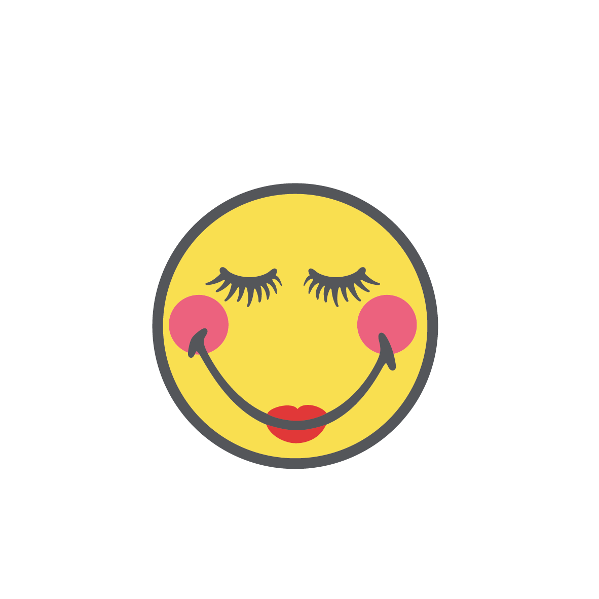 Ciaté X SmileyWorld messages sticker-10